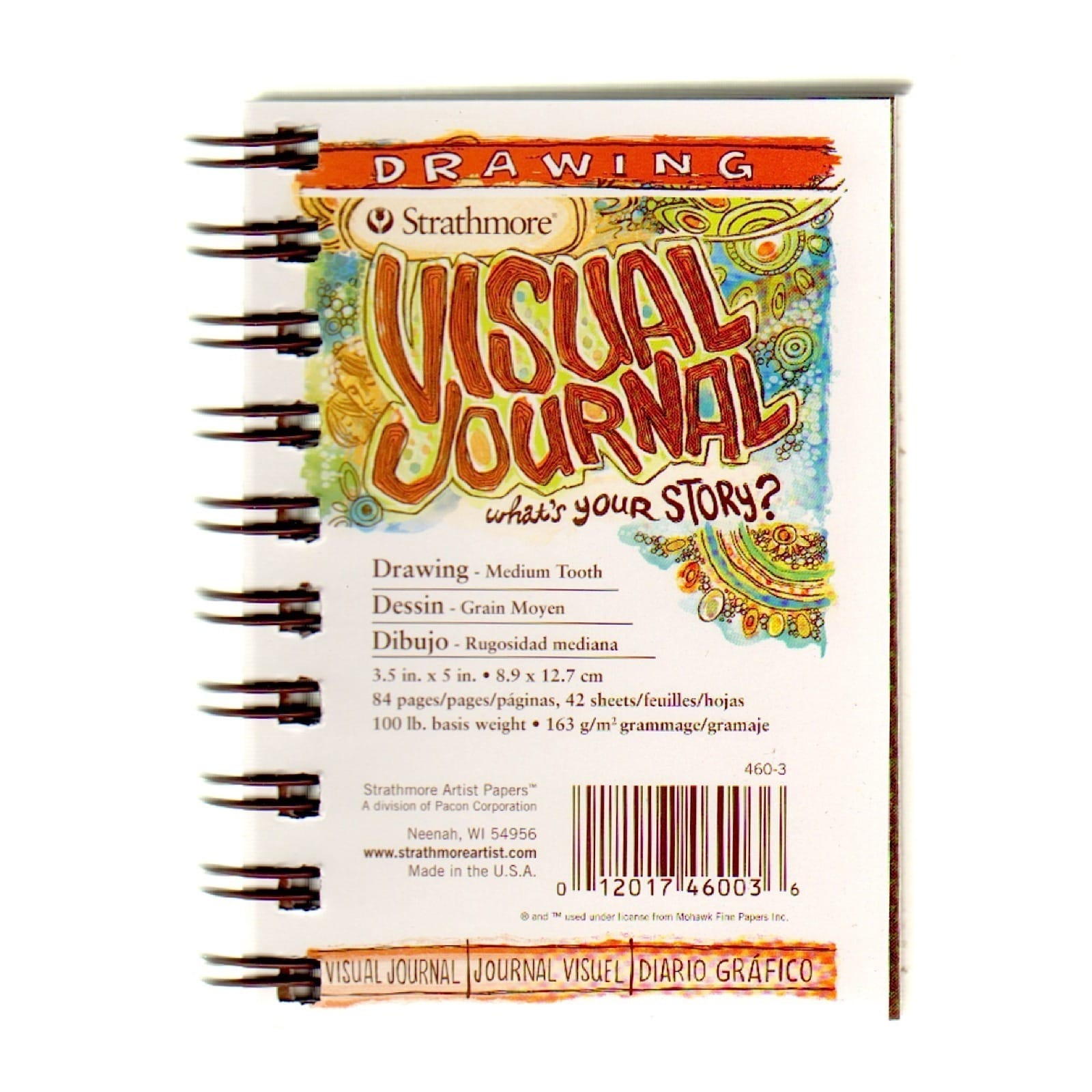 Strathmore  Visual Drawing Journals