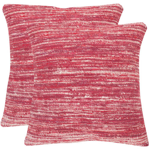 Safavieh Eloise Striped Pillow, Set of 2