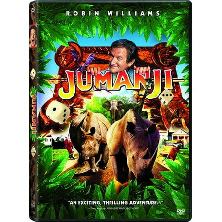 Jumanji (1995) (DVD) - Halloween 1995