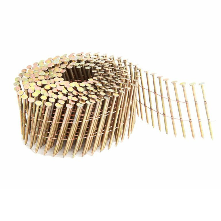 Freeman SNRSG92-2WC .092 x 2 Inch 15 Degree Siding Nails, 3600 Count