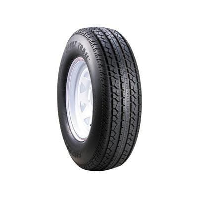 Carlisle USA Trail Bias Trailer Tire - ST205/75D14 LRC/6ply Carlisle Usa Trailer Tires