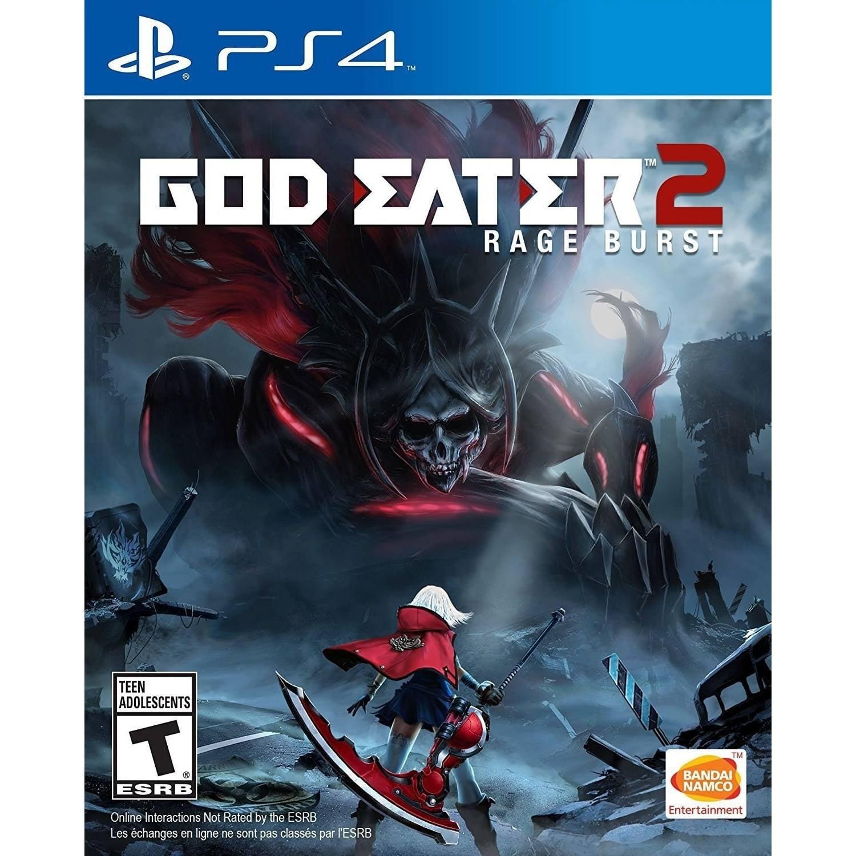 God Eater 2: Rage Burst - Pre-Owned (PS4)