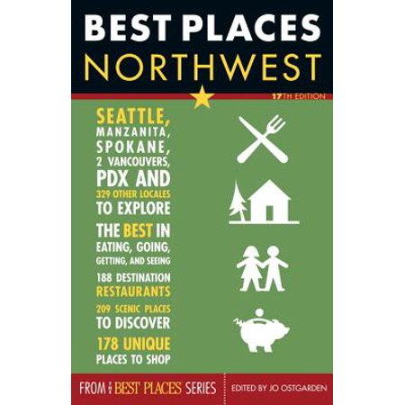 Best Places Northwest, 17th Edition - eBook