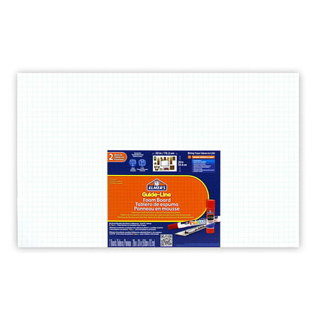 Elmer's Guide-Line Foam Display Board, 20