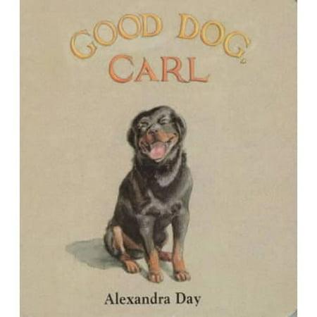 Image of Good Dog, Carl - (Classic Board Books) by Alexandra Day (Board_book)