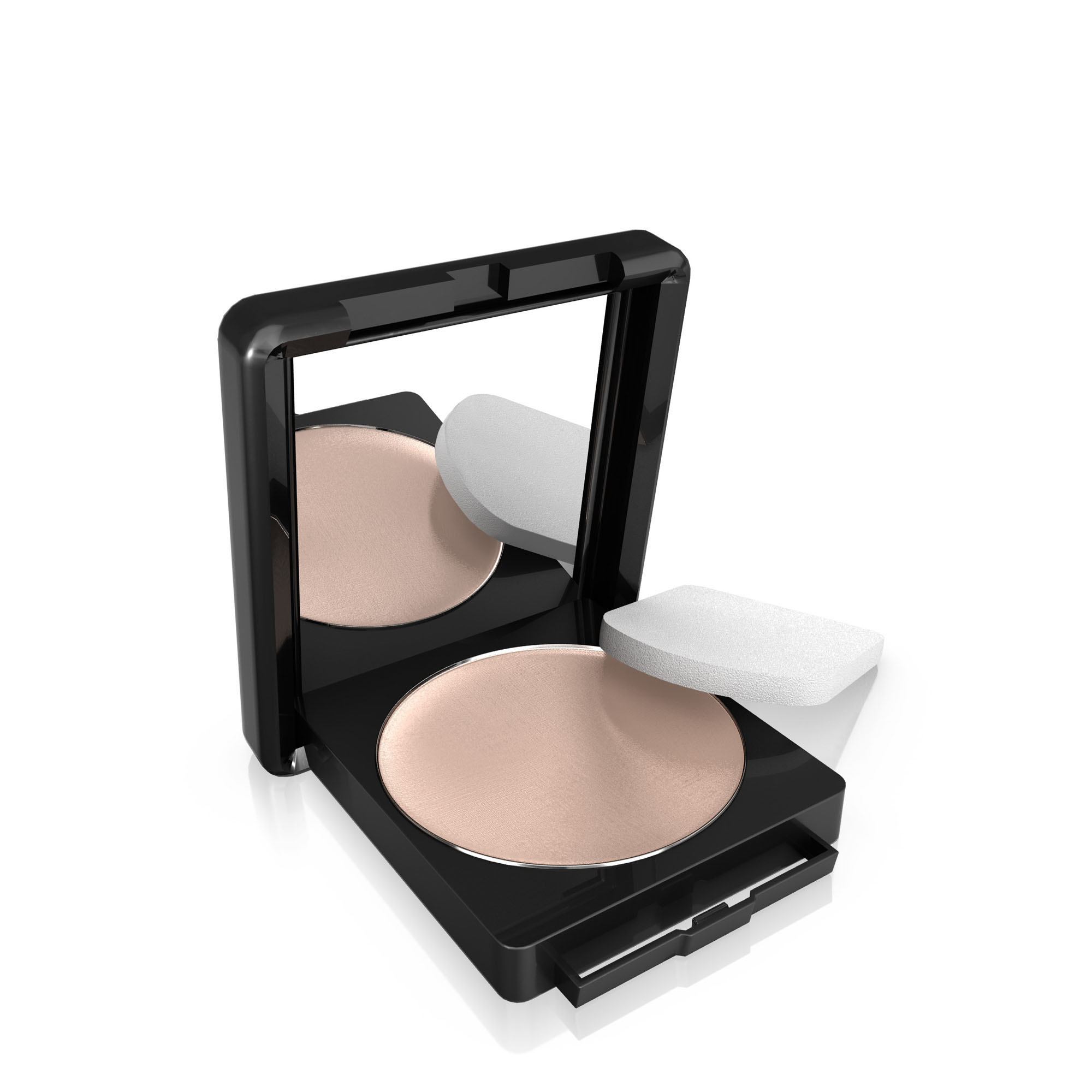 COVERGIRL Clean Simply Powder Foundation, Natural Ivory