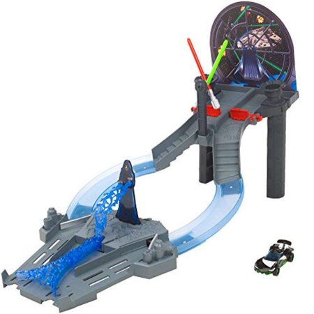 Hot Wheels Star Wars Throne Room Raceway