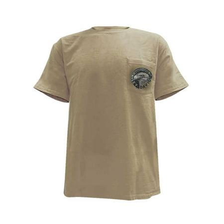 Harley-Davidson Men's Gear Madness Chest Pocket Crew Neck T-Shirt 5L38-HF1T, Harley (Harley Davidson Gear)