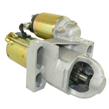 DB Electrical SDR0296 Starter for Chevy Astro, Blazer, Express Van, Silverado 1500 4.3 4.3L 04-05 /GMC Jimmy, Safari, Savana Van Sierra 1500 4.3 4.3L 04-05 /12581306, (2005 Chevy Express Conversion Van For Sale)