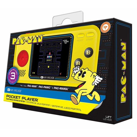 My Arcade Pac-Mac Pocket Player](Packman For Kids)