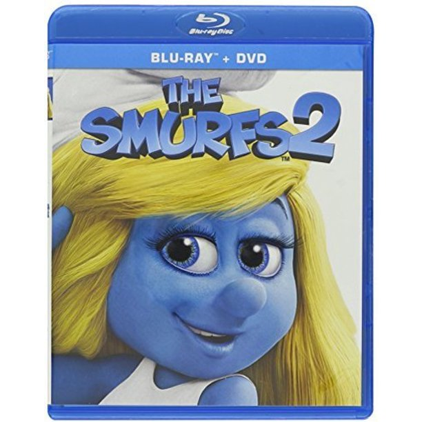 The Smurfs 2 Blu Ray Dvd Walmart Com Walmart Com