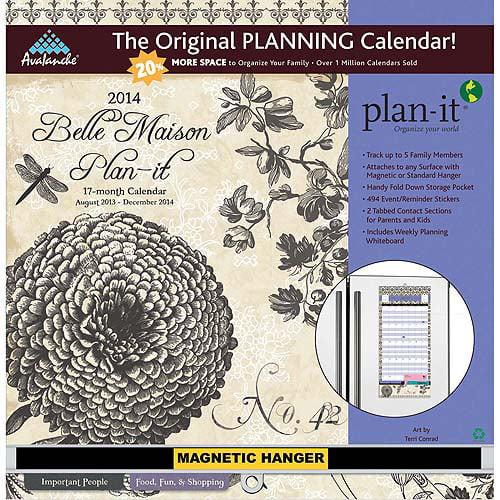 Avalanche Belle Maison 2014 Plan-It Plus