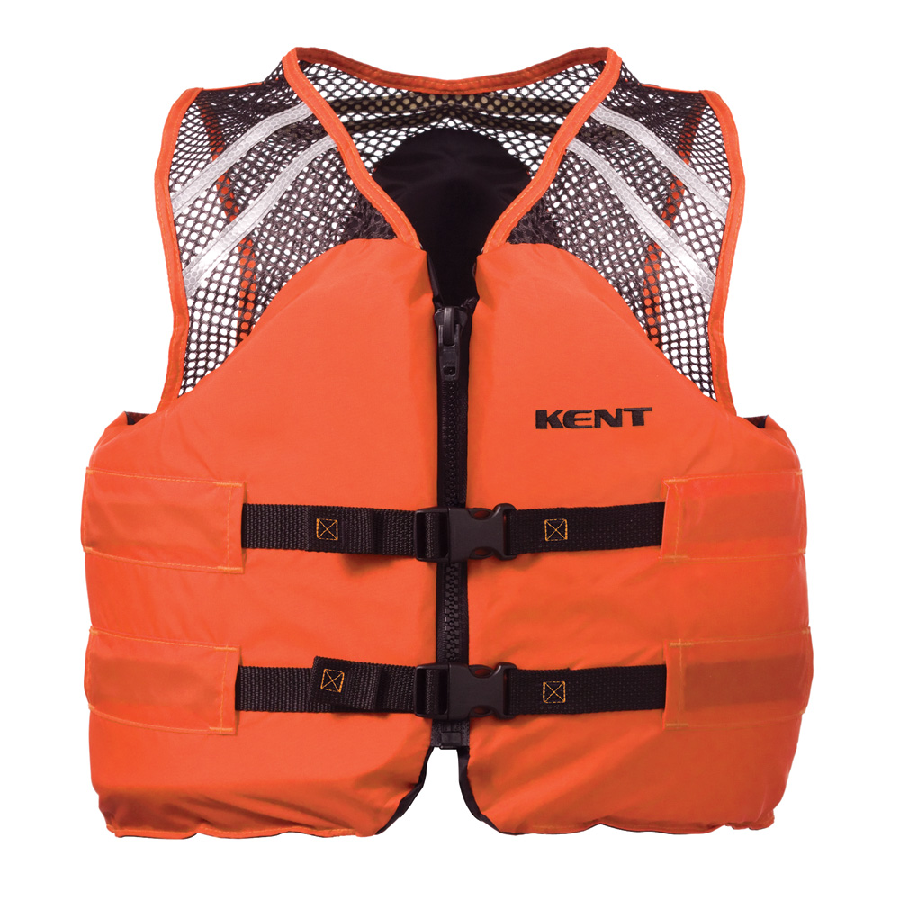 KENT MESH CLASSIC COMMERCIAL  VEST - SMALL