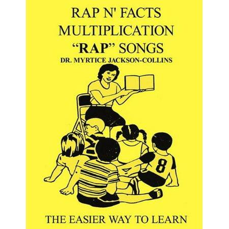 Rap N Facts Multiplication Rap Songs  The Easier Way To Learn