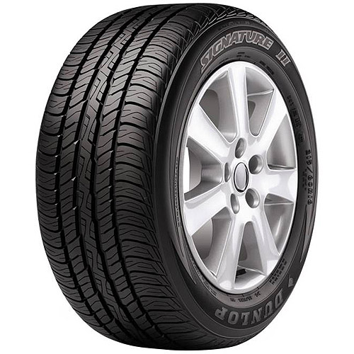 Dunlop Signature II Tire 185/65R14 86T
