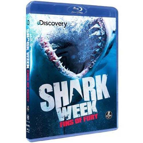 Shark Week 2013: Fins Of Fury (Blu-ray) (Widescreen)