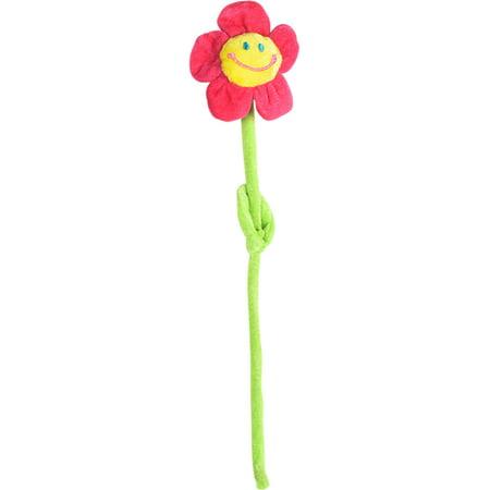 Valentine's Day Sweetheart Single Plush Pink Daisy Flower Costume Accessory (Daisy Flower Costume)