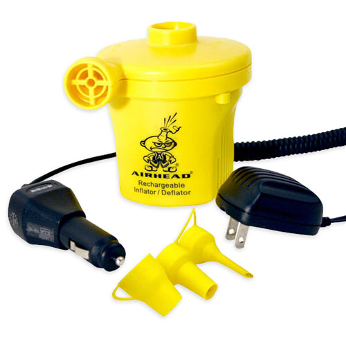 Airhead 12V Rechargeable Air Pump by Generic