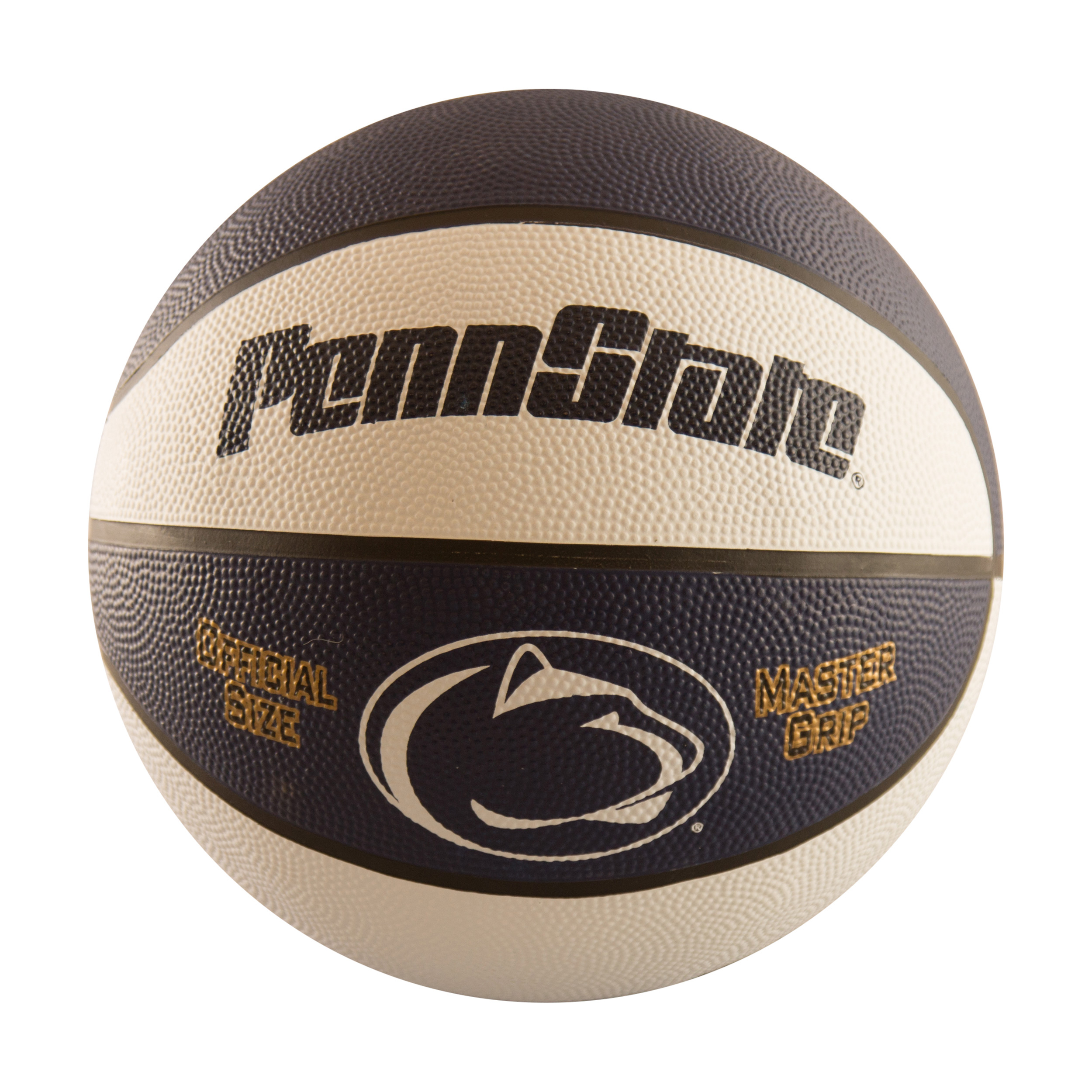 Official NCAA Rubber Full Size Basketball by GameMaster