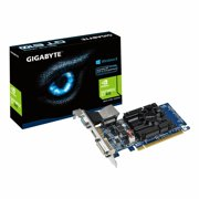 GIGABYTE NVIDIA GeForce GT 610 1GB DDR3 VGADVIHDMI Low Profile PCIExpress Video Card