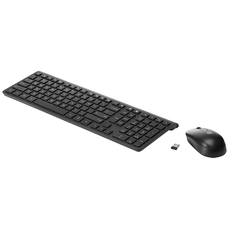 HP 2.4 GHz Wireless Keyboard and Mouse -