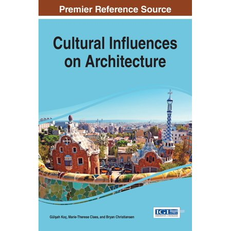 Cultural Influences on Architecture - eBook