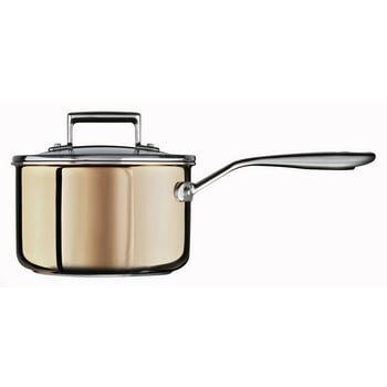 KitchenAid Tri-Ply Copper 3.0-Quart Saucepan With Lid