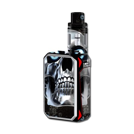 Skins Decals For Smok G-Priv 220W Vape Mod / Punish Face On Glowing