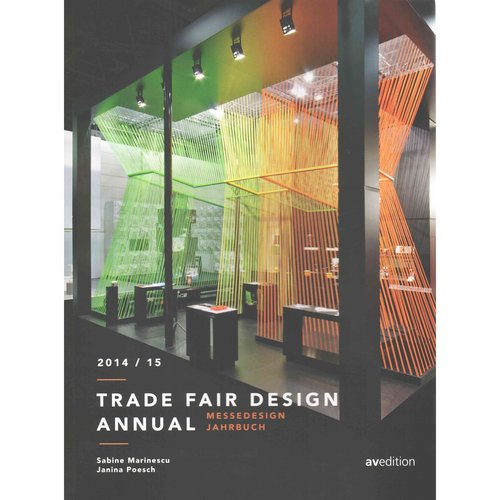 Trade Fair Design Annual 2014/15 / Messedesign Jahrbuch
