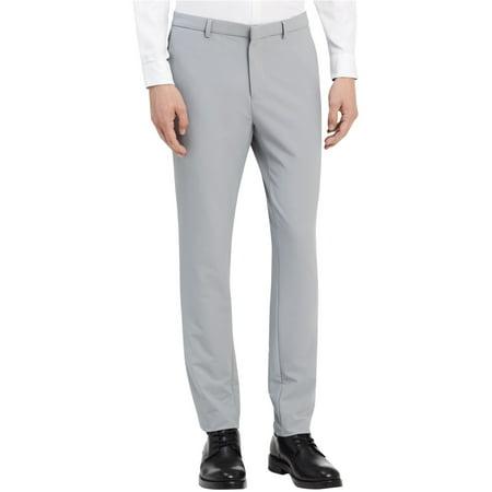Calvin Klein Mens Infinite Tech Dress Pant Slacks