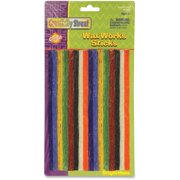 Creativity Street, CKC4170, Bright Hues Wax Works Sticks, 48 / Pack, Assorted