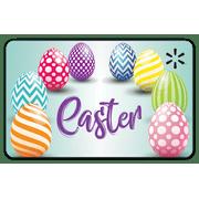 Easter Egg Circle Walmart Gift Card