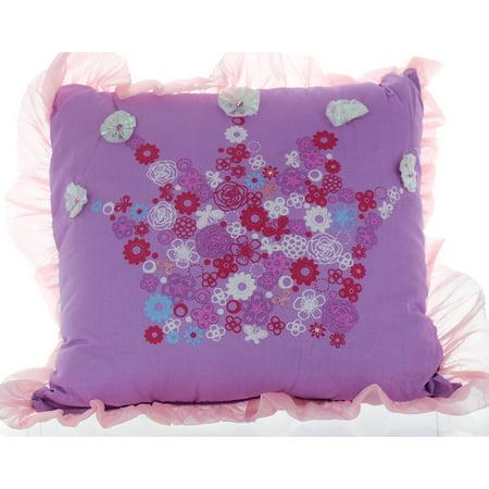 Cannon Princess Decorative Pillow Walmart Magnificent Princess Decorative Pillows