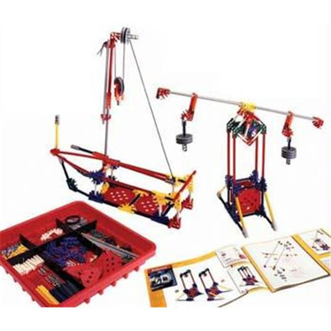 Olympia Sports 15901 Simple Machines Kit- Levers & Pulleys - Individual Set