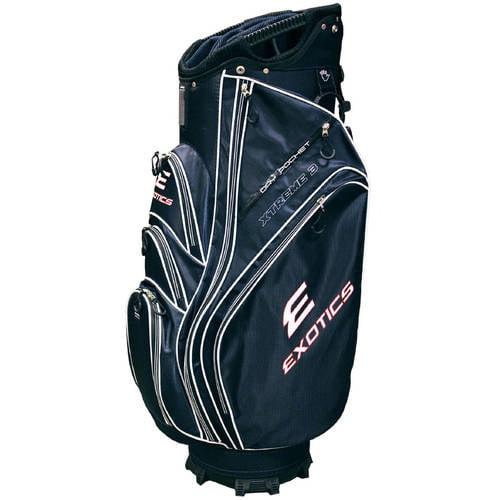 Tour Edge Golf Exotics Extreme 3 Cart Bag