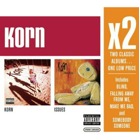 X2: Korn / Issues