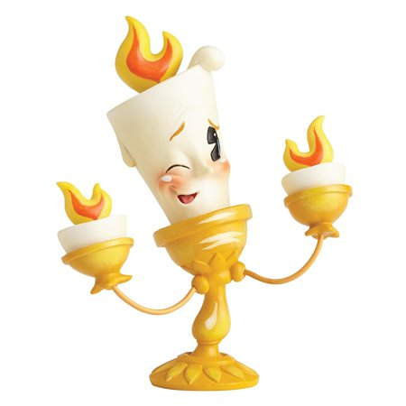 Disney Miss Mindy Lumiere Resin Figurine New with Box ()