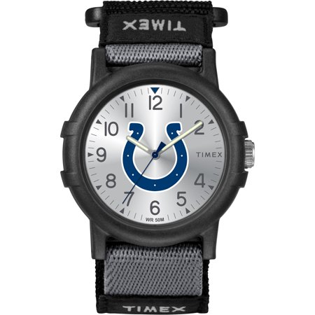 Timex - NFL Tribute Collection Recruite Youth Watch, Indianapolis -