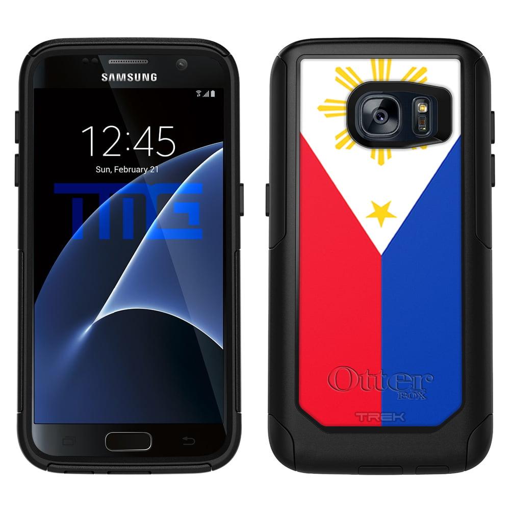 OtterBox Commuter Samsung Galaxy S7 Case - Philippines Fl...