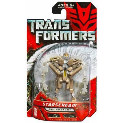 Transformers Movie Starscream Action Figure