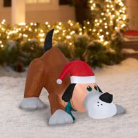 Deals on Airblown Inflatables 2.5 ft. Playful Puppy