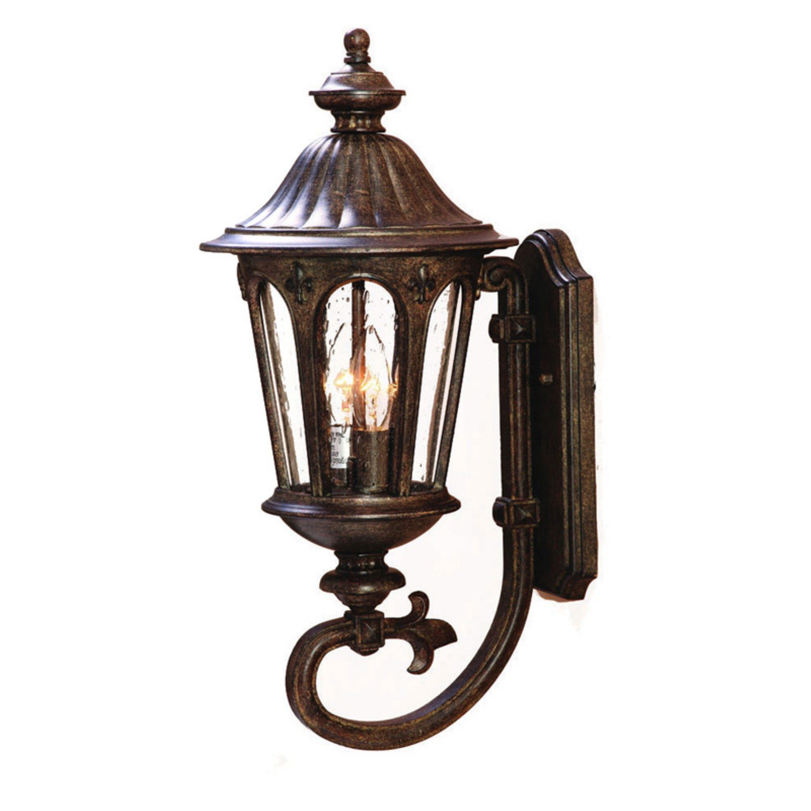 Acclaim Lighting Marietta 2 Light Outdoor Wall Mount Light Fixture