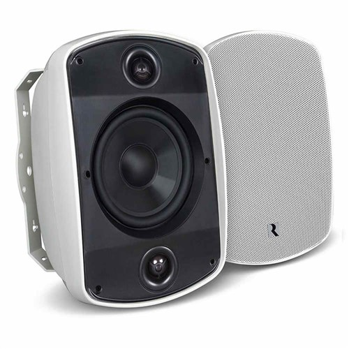 """Acclaim 6.5"""" Outdoor Single Point Stereo Speaker"""