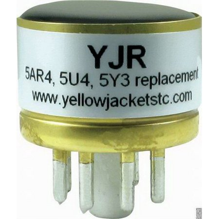 CE Distribution Solid State Tube Rectifier, Yellow Jackets ()