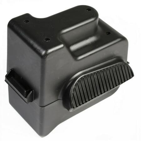 Burndy UCTCOVER High Density Polyethylene Black Cover Fastap ()