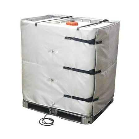 Vestil Manufacturing IBC-HEAT-275 42 in  Wrap-Around Tote Tank Heater