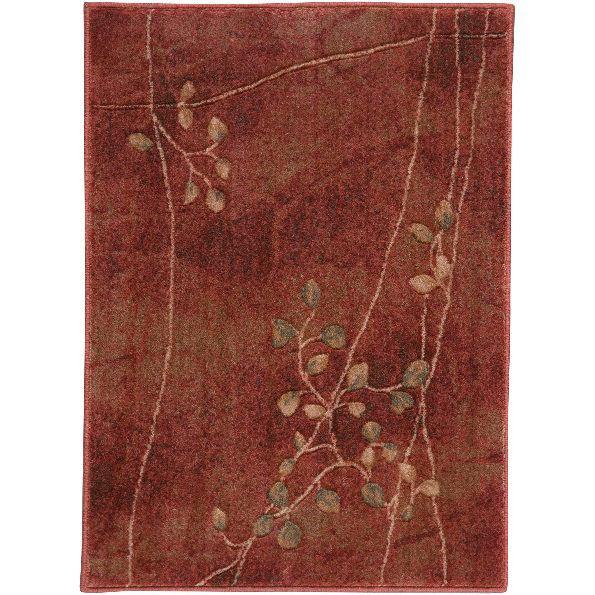 Nourison Somerset Baroque Contemporary Decorative Rug