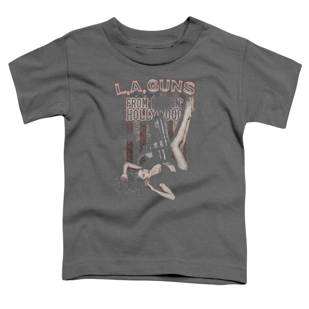 La Guns From Hollywood Little Boys Shirt
