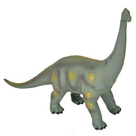 "Brachiosaurus Dinosaur Soft-Touch Animal 15"" - Walmart.com"