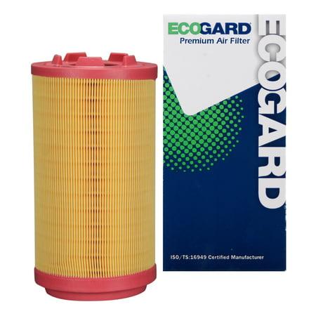 ECOGARD XA10308 Premium Engine Air Filter Fits Ram ProMaster 1500, ProMaster 2500, ProMaster 3500 ()